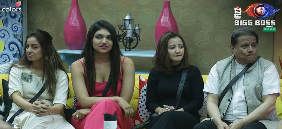 Bigg Boss 12 Day 8 Highlights: Is this a beginning to a cute love