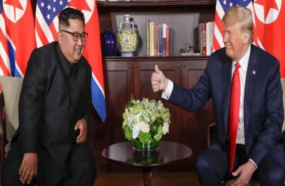 Donald Trump says second summit with Kim Jon-Un 'quite soon'