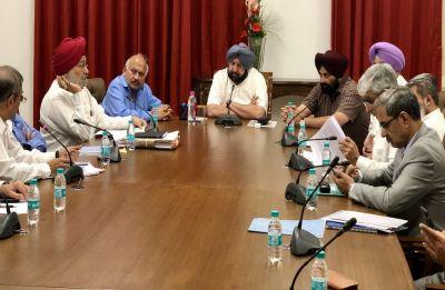 Punjab Rains: Red alert issued, CM Amarinder Singh orders closure of schools, colleges tomorrow