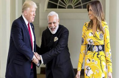 From United Nations, Donald Trump sends 'love' to India, regards to 'friend' Modi