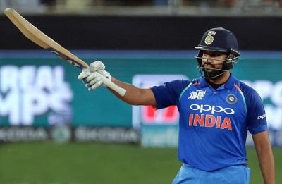 Rohit Sharma becomes fastest Indian, second in the world to hit 300 sixes
