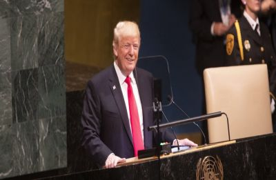 India a 'free society', lifting millions out of poverty: Donald Trump at UNGA