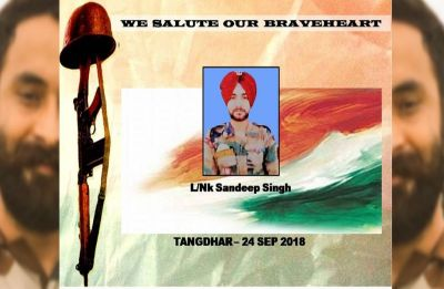 Lance Naik Sandeep Singh didn't take part in Surgical Strike: Defence Ministry