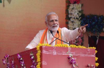 PM Modi at Karyakarta Mahakumbh in Bhopal: Congress can't get allies, so looking outside India