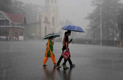 Himachal: No chance of heavy rain today, says IMD
