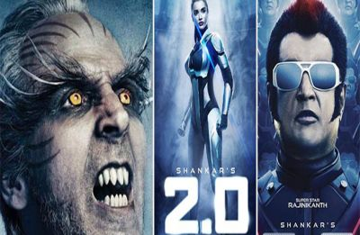 2.0 beats Baahubali to become Bollywood's costliest movie of all time