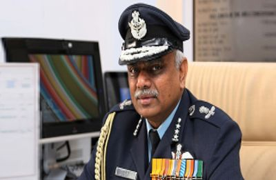 Vice Air Chief Marshal Shirish Baban Deo accidentally shoots himself, admitted to hospital