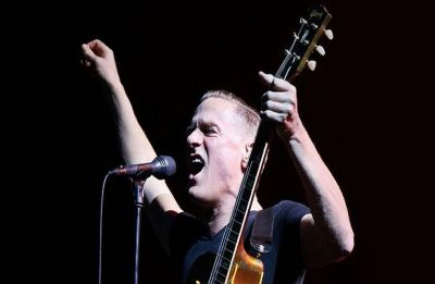 I'm a space station that floats along: Bryan Adams on long-lasting success
