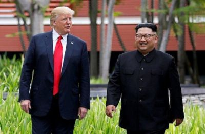 Trump believes nuclear deal with North Korea possible