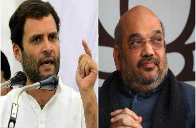 Bhima Koregaon: After SC verdict, Amit Shah slams Rahul Gandhi for supporting 'Maoist and corrupt elements'