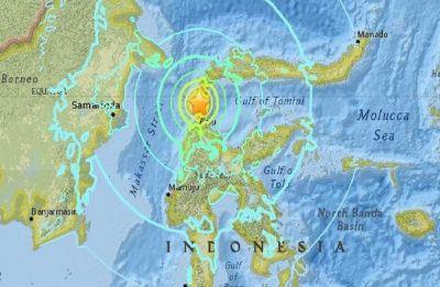 Massive 7.5 magnitude earthquake hits Indonesia, tsunami warning issued