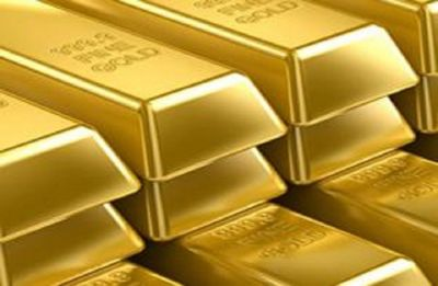 Gold slumps by Rs 320 on fall in demand, weak global cues