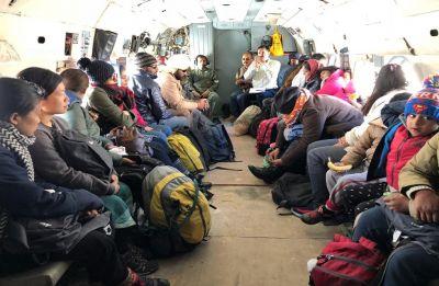 Himachal Pradesh: IAF rescues 110 from Chamba and Killar