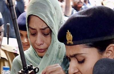 Indrani Mukerjea, accused of killing daughter Sheena Bora, hospitalised