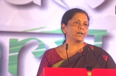 Surgical strikes proved terror acts will not go unpunished: Sitharaman