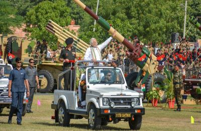 Surgical Strike 2nd anniversary: At Commanders meet in Jodhpur, PM Modi salutes valour of jawans