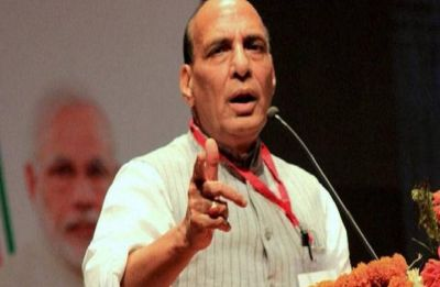 Another surgical strike? Rajnath Singh says 'something has happened'