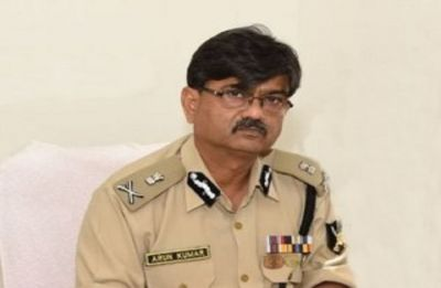 Arun Kumar appointed Director General of RPF