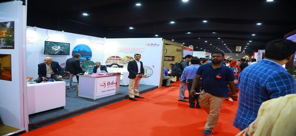 US, UK top foreign buyers list at Kerala Travel Mart (Photo- Twitter/@WorldOfSterling)