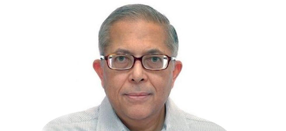 Press Trust of India Chairman N Ravi (Photo- Twitter)