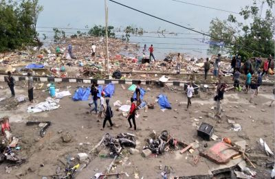 Indonesia tsunami leaves 384 dead, several homeless, missing in Palu