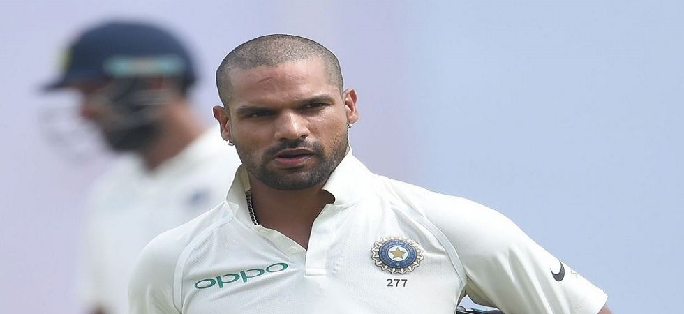 Sikhar Dhawan dropped for West Indies Test series, Mayak, Siraj get maiden call-ups