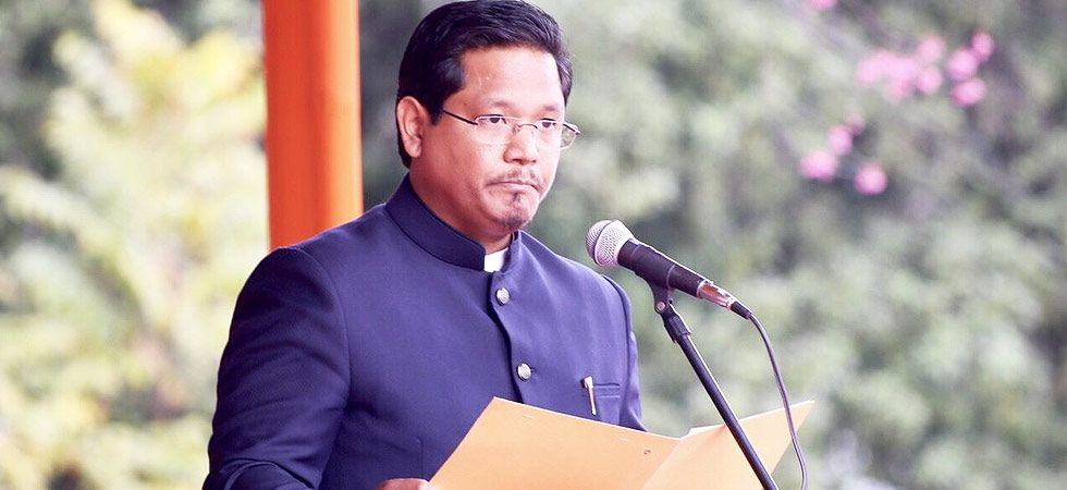 Assembly Election: Mizoram unit of NPP launched by Conrad Sangma