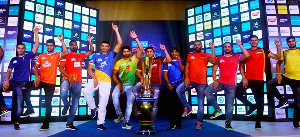 Pro Kabaddi League Season 6: Complete Schedule, Venues, Dates and all details (Photo: PTI)