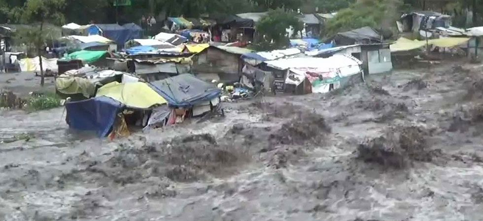 Himachal rain: 16 trekkers have lost contact due to bad weather in Chamba