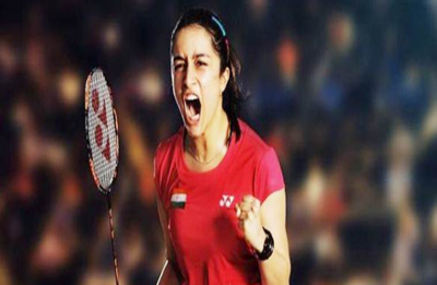 Shraddha Kapoor's first look from Saina Nehwal biopic is out