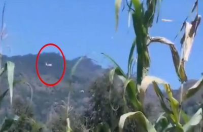 Pakistani helicopter that entered Indian airspace was carrying PoK PM Raja Farooq Haider