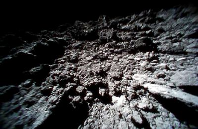 Japan's Hayabusa2 spacecraft captures images of asteroid Ryugu