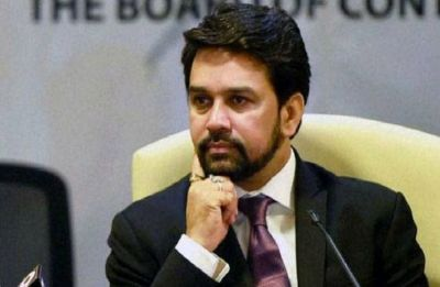 India shouldn't pay any money to PCB: Anurag Thakur ahead of ICC hearing