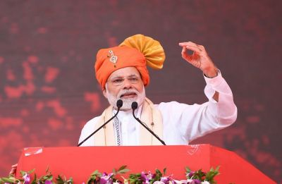 PM Modi in Gujarat: We are focussing on Jan Dhan, Van Dhan and Gobar Dhan