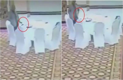 Watch: Pakistani bureaucrat caught stealing Kuwaiti delegate's wallet