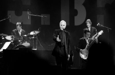 Legendary French singer Charles Aznavour dies at 94
