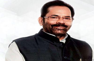 PM Modi has worked for inclusive development despite being 'victim of political intolerance': Mukhtar Abbas Naqvi