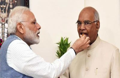 Ram Nath Kovind 74th Birthday: PM Modi, Amit Shah, Sitharaman extend wishes to 14th President of India