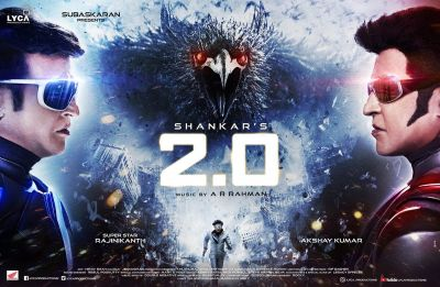 Making of Akshay Kumar and Rajinikanth starrer 2.0 will keep you at the edge of your seat! Video inside