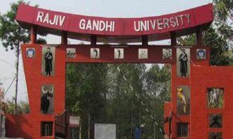 Arunachal Pradesh: Professor Saket Kushwaha appointed new VC of Rajiv Gandhi University