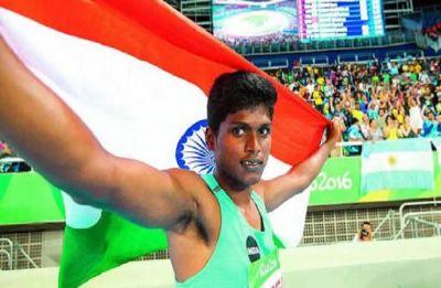 Thangvellu Mariyappan named India's flag-bearer for Asian Para Games