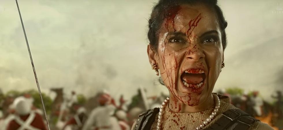 Manikarnika teaser, Kangana Ranaut, Rani LaxmiBai, Gandhi Jayanti, Upcoming film/ Image: A still from the Teaser