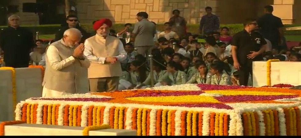 Gandhi Jayanti: Sanitation, renewable energy focus of PM's programmes