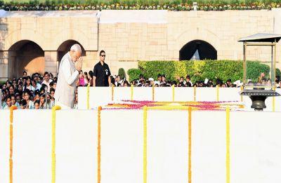Gandhi Jayanti: India celebrates Mahatma Gandhi's birth anniversary
