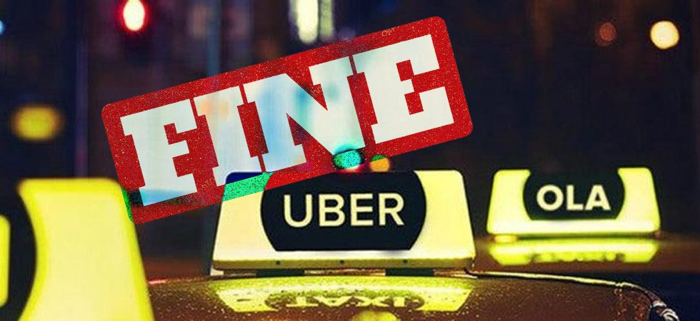 Ola cabs, Uber cabs, Cancellation fine, Rupees 25,000, Refusing rides, Commuters/ Image courtesy: file photo