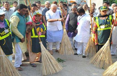 Gandhi Jayanti 2018: PM Modi invokes Ahimsa, says non-violence has the power to unite strife-torn humanity