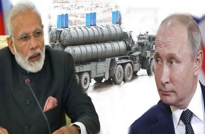 Focus on S-400 missile deal as Vladimir Putin visits India today
