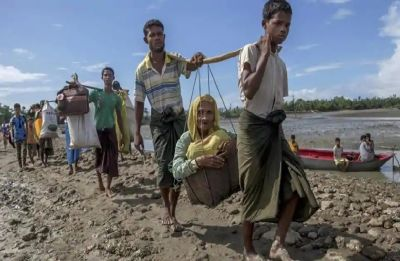 Rohingya Deportation: New plea in SC seeks restraint on expulsion of Muslim minority to Myanmar