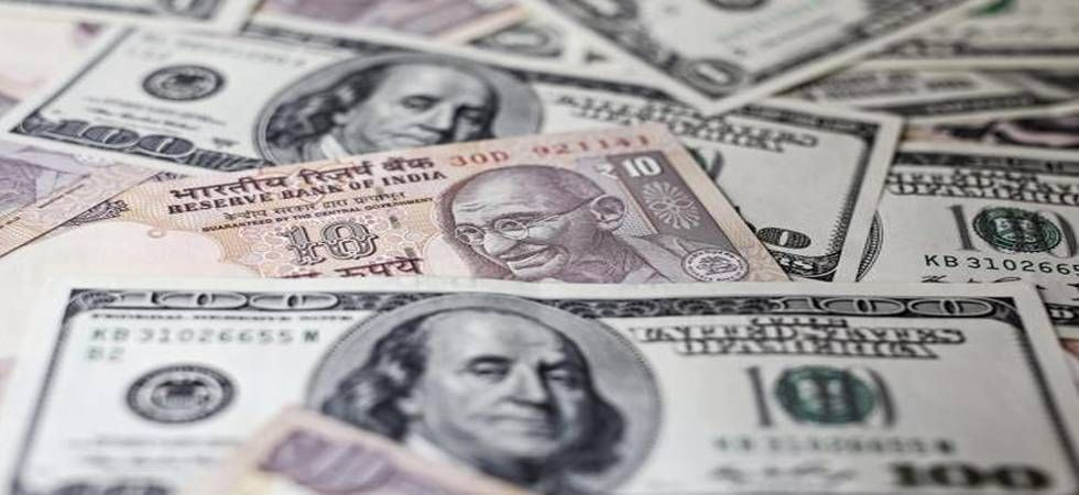 Rupee crashes below the record 73 mark, ends lower by 43 as oil prices spike (Representational Image)