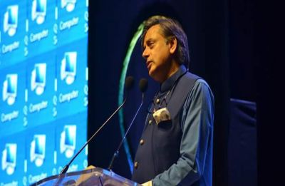 Is Modi-wave still evident? Here is what Shashi Tharoor thinks